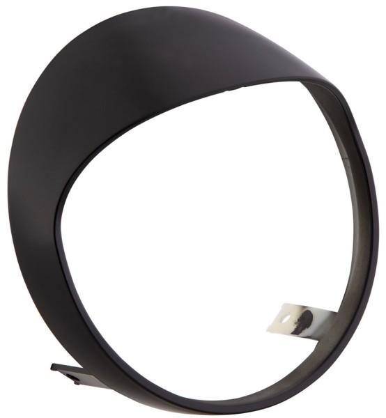 Lampenring für Vespa GTS/GTS Super HPE 125/300 ('19-), schwarz matt