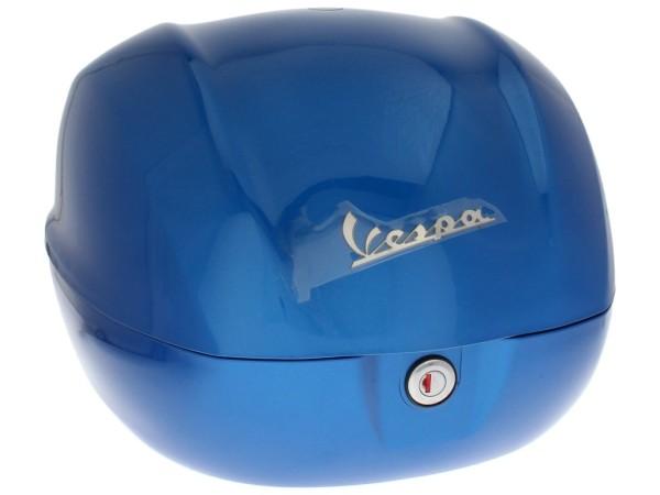 Original Topcase für Vespa Sprint blau 261/A