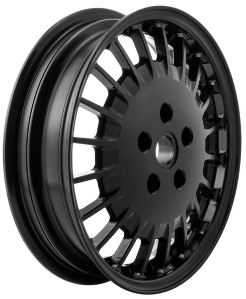 Felge vorne/hinten für Vespa GTS/GTS Super/GTV/GT 60/GT/GT L/946 125-300ccm, schwarz glänzend