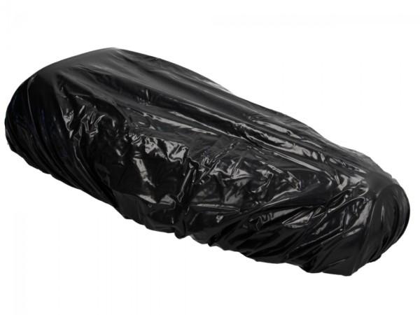 Regenschutz für Sitzbank, schwarz, (Gr. L - 1070x600mm) Spinelli für Vespa GT / GTS / GTV