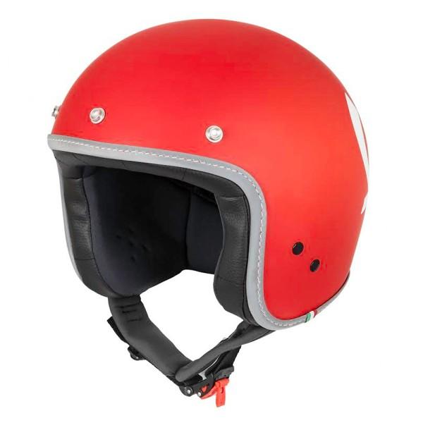 Vespa Jethelm Color rot