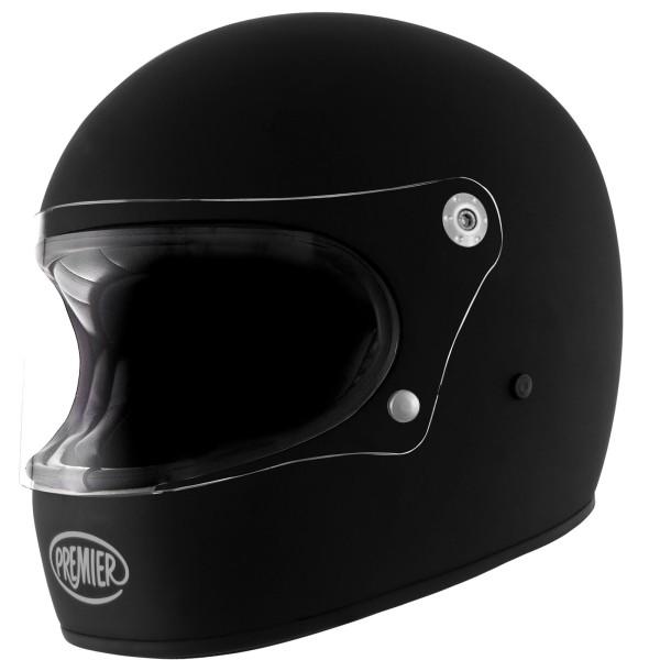Premier Trophy Helm matt-schwarz