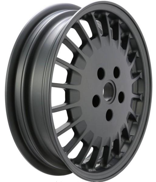 Felge vorne/hinten für Vespa GTS/GTS Super/GTV/GT 60/GT/GT L/946 125-300ccm, schwarz matt