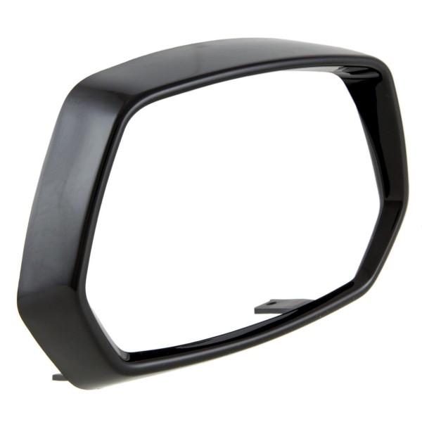 Lampenring schwarz glänzend für Vespa Sprint 50-150ccm 2T/4T ('13-'18)