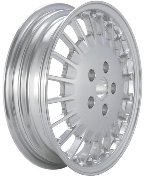 Felge vorne/hinten für Vespa GTS/GTS Super/GTV/GT 60/GT/GT L/946 125-300ccm, silber