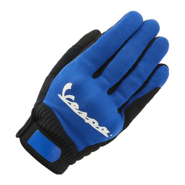 Vespa Handschuhe Color Textil blau