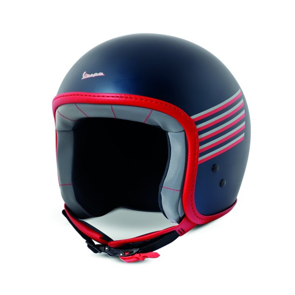 Vespa Graphic Helm blau