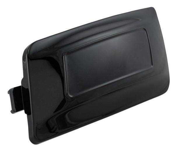Abdeckung Variodeckel für Vespa Primavera/Sprint/GTS/GTS Super, schwarz glänzend