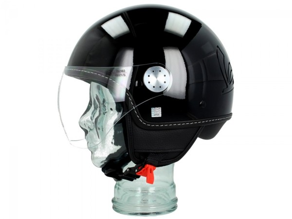 Vespa Jethelm Visor 3.0 schwarz