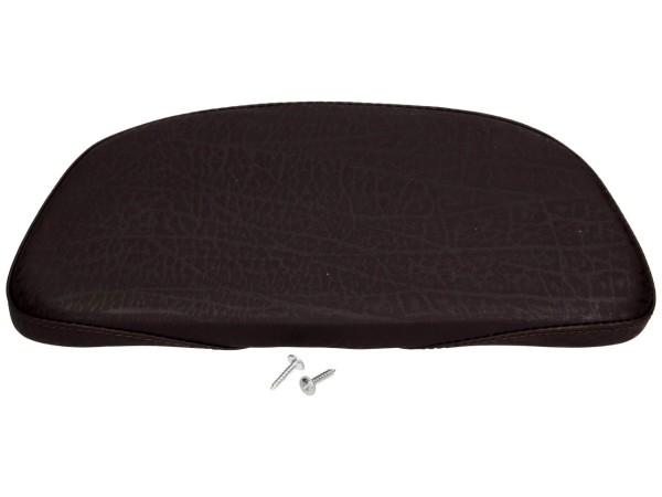 Original Rückenlehne für Topcase Braun Vespa LX