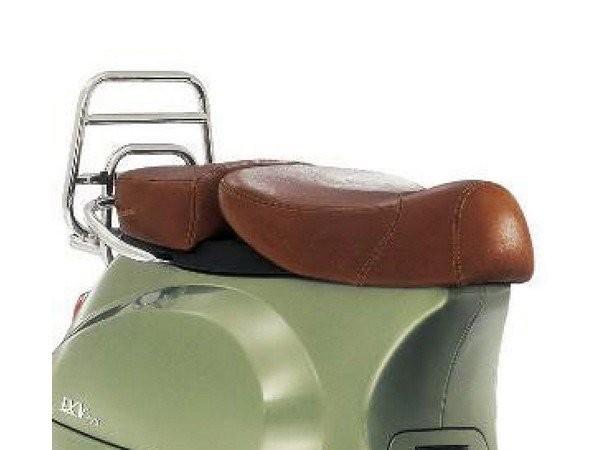Vespa 2-Sitzer Echtleder Sitzbank für LX 50-150ccm Touring, ET2/ET4 /LX/LXV/S 50-150ccm-