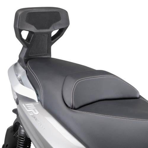 Beifahrer-Rückenlehne für Piaggio MP3 Original Givi