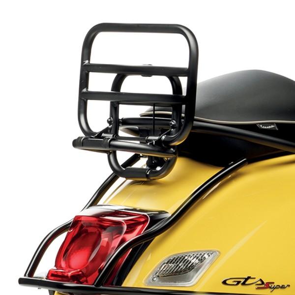Heck-Klapp-Gepäckträger für Vespa GTS Topcase