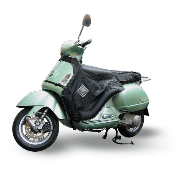 Fahrerbeinschutz für Vespa LX / S Original Tucano Urbano