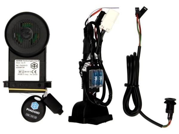 Alarmanlage E-Power für MP3 Yourban / Beverly Original Piaggio