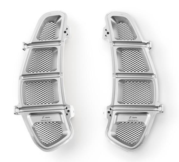 Lüftungsgitter RIZOMA Gepäckfach, rechts und links für Vespa GTS/GTS Super HPE 125/300 ('19-)