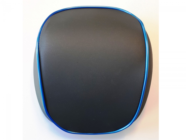 Original Rückenlehne für Topcase Vespa Elettrica blu/blue