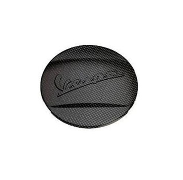 Abdeckung Getriebedeckel Carbonlook/ Vespa GTS, GTV