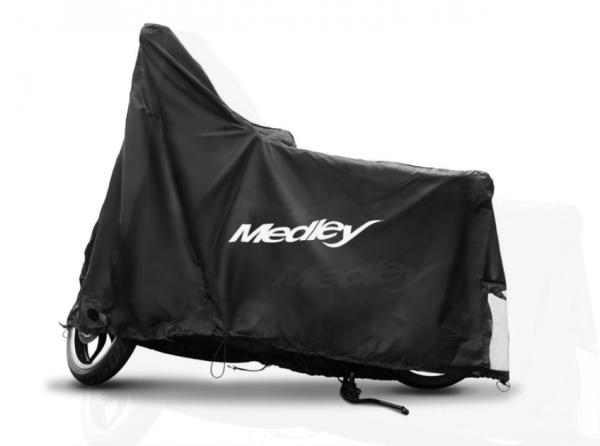 Fahrzeugabdeckplane Outdoor für Medley Original Piaggio