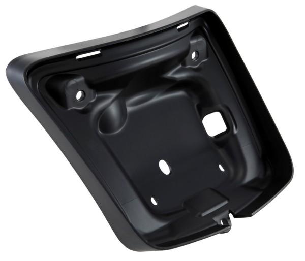 Rahmen Rücklicht für Vespa GTS/GTS Super/GTV 125-300ccm ('14-'18), schwarz matt