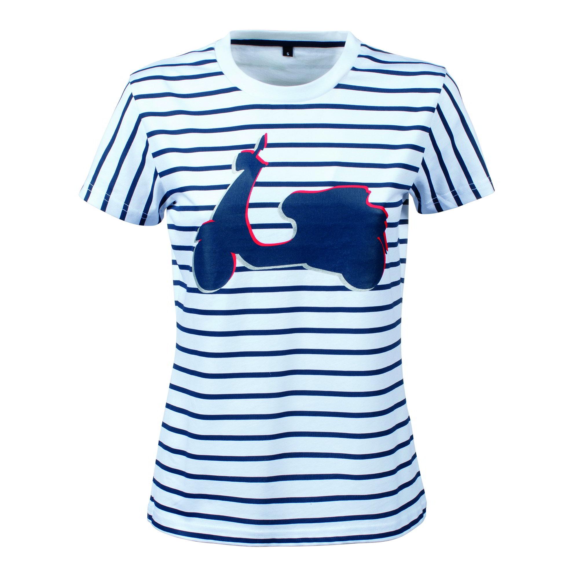 Vespa T Shirt Graphic Damen