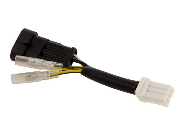 Adapterkabel Conversion für LED Rücklicht für Vespa GTS/GTS Super/GTV 125-300ccm HPE ('18-)