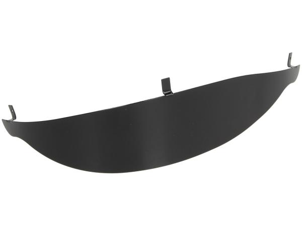 Scheinwerferabdeckung, schwarz Vespa GT, GTS bis 2014