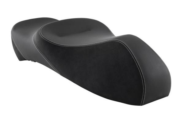 Sitzbank Touring für Vespa GTS/GTV/GT 125-300ccm ('03-'13), schwarz