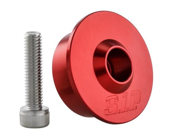 Montage Kit für Lenkerendenspiegel ohne Lenkerendengewichte, MK II, rot