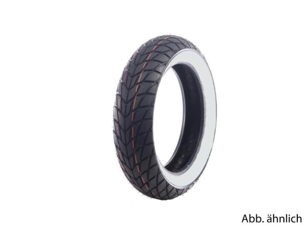 Mitas Reifen 120/70-12, 58P, TL, Weißwandreifen, MC20, M+S, vorne