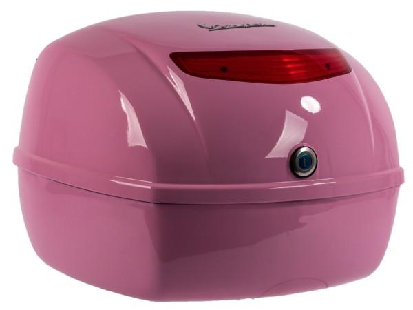 Original Topcase für Vespa LX / S - pink 567
