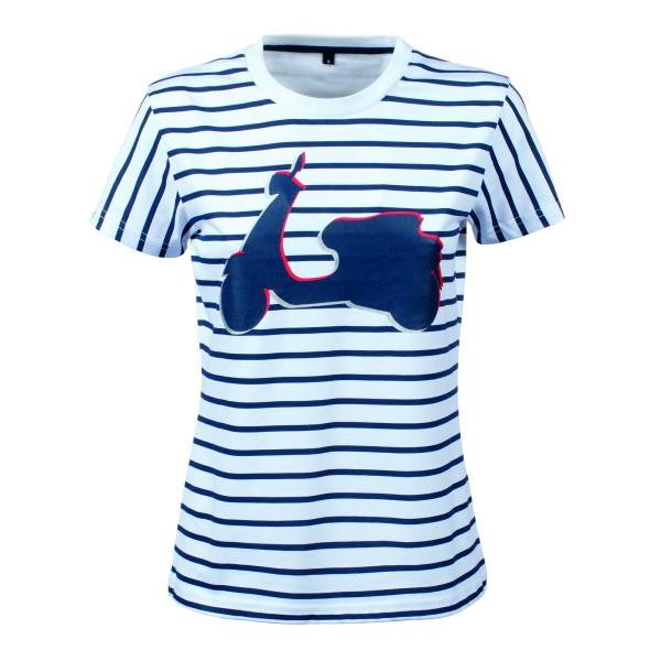 Vespa T-Shirt Graphic Damen
