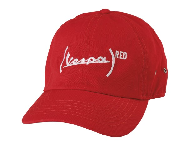 Vespa Base Cap 946 (RED)