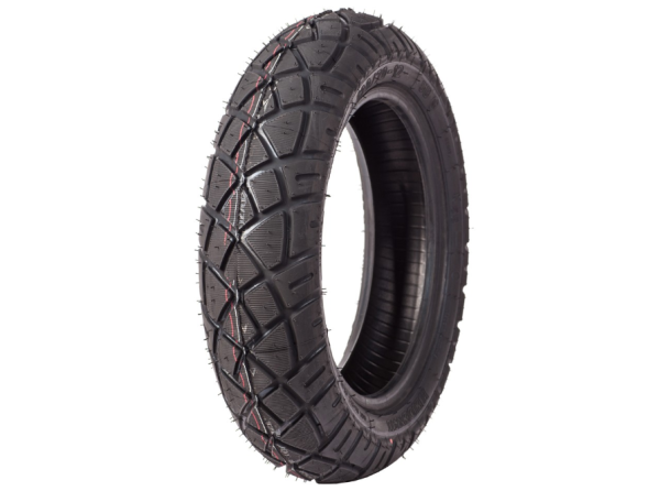 Heidenau Reifen 120/70-12, 58S, TL, verstärkt, K58 mod., Silica, M+S, vorne