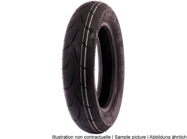 Heidenau Reifen 110/70-12, 53P, TL, MC34, vorne