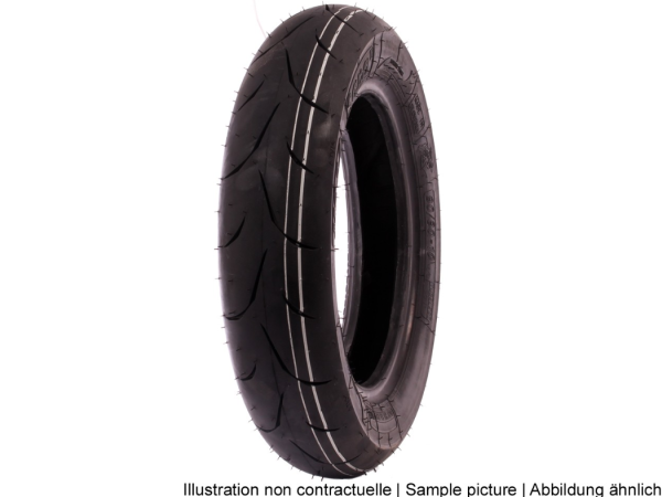 Mitas Reifen 130/70-12, 62P, TL, MC34, vorne/hinten