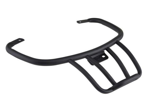 Gepäckträger hinten für Vespa GTS/GTS Super/GTV/GT 60/GT L 125-300ccm 4T LC, schwarz