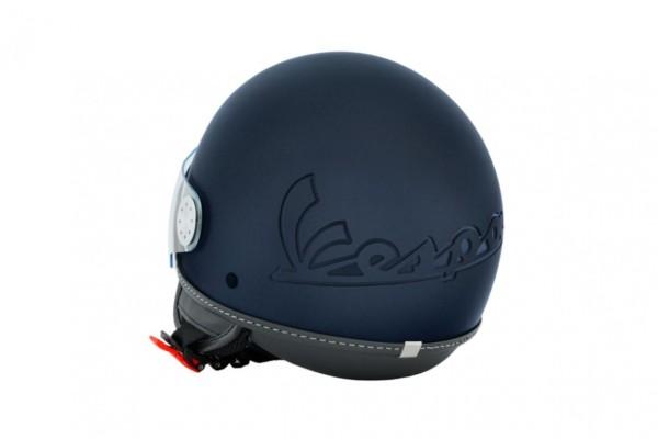 Vespa Jethelm Visor 3.0 blau armonia (matt)