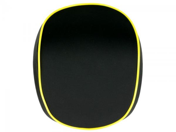 Original Rückenlehne für Topcase Vespa Elettrica giallo/yellow