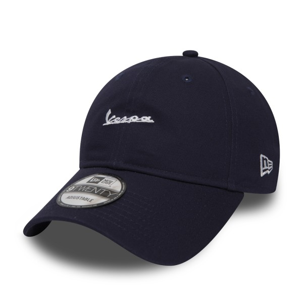 Vespa Base Cap MINI LOGO 9TWENTY® marineblau