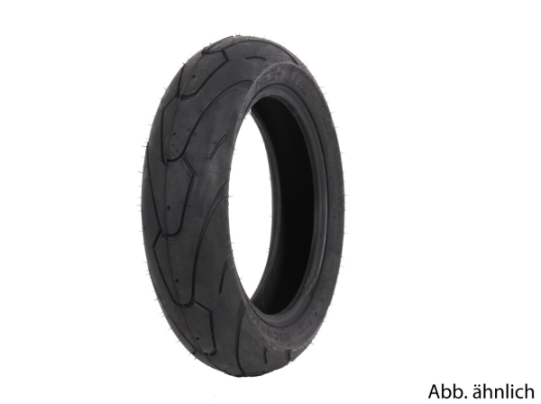 Michelin Reifen 120/70-12, 51L, TL/TT, Bopper, vorne/hinten