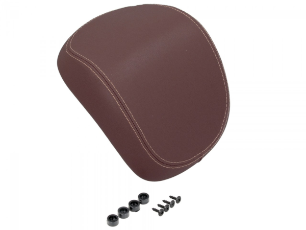 Original Rückenlehne für Vespa Primavera / Sprint Topcase - Dunkel Braun - CM273110