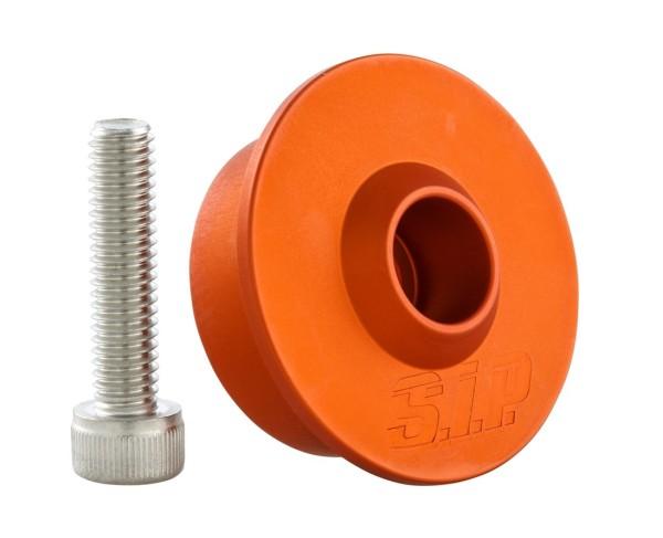 Montage Kit für Lenkerendenspiegel ohne Lenkerendengewichte, MK II, orange