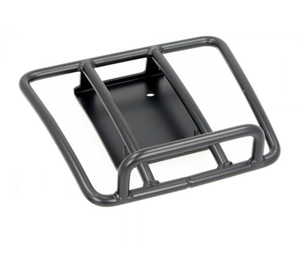 Gepäckträger Rack, klein, schwarz, für Vespa GT / GTS