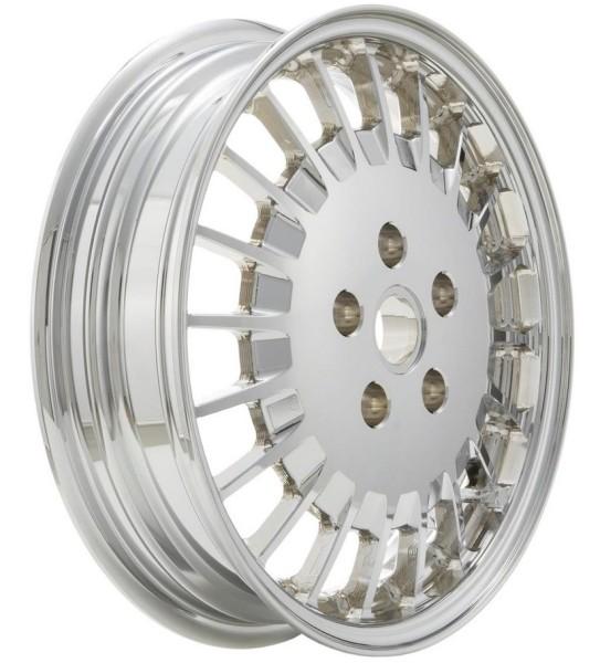Felge vorne/hinten für Vespa GTS/GTS Super/GTV/GT 60/GT/GT L/946 125-300ccm, chrom