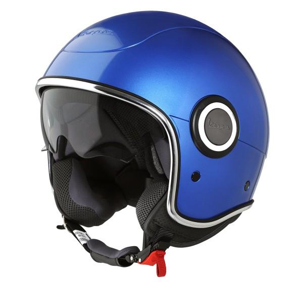 Vespa Jethelm VJ1 blau
