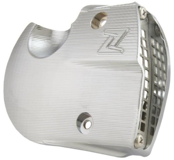 Lufteinlass Variodeckel für Vespa GTS/GTS Super/GTV/GT, chrom