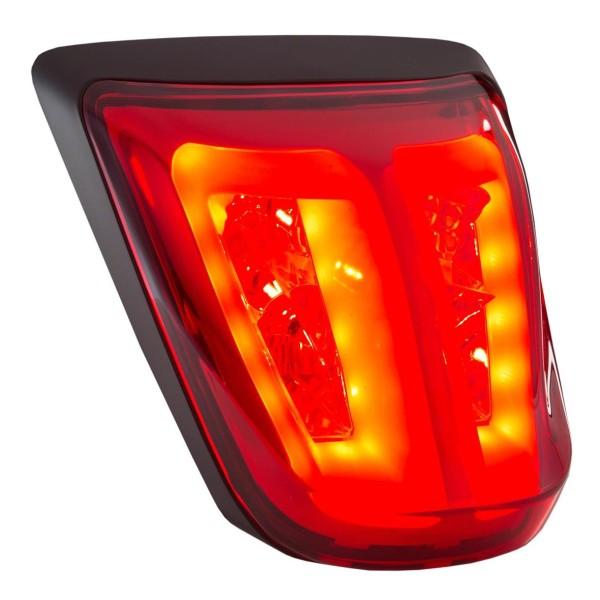 Rücklicht LED rotes Glas für Vespa Primavera / Sprint 50-150ccm