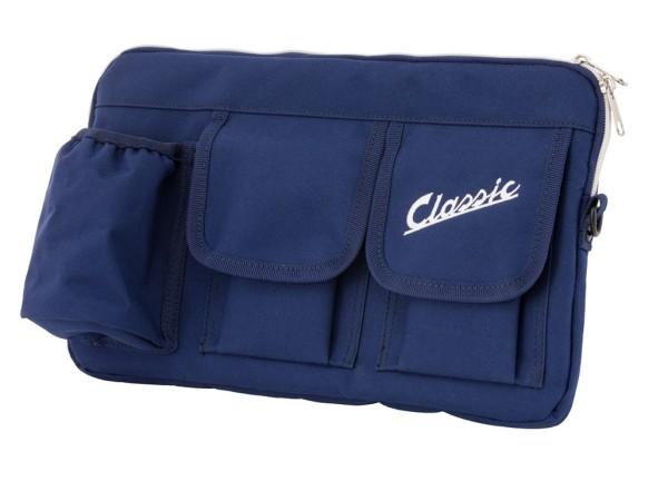 """Tasche """"Classic"""" für Gepäckfach/Handschuhfach Vespa - blau, Nylon"""