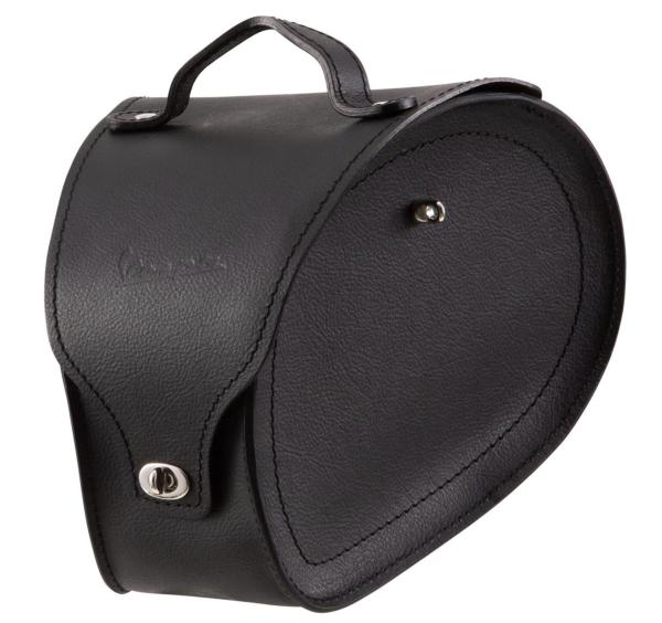 Vespa Sprint Tunneltasche, schwarz